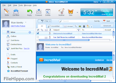 IncrediMail 2 Build 5274 Free Download