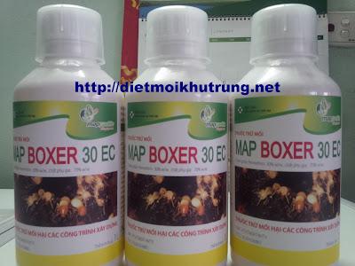 Thuốc trừ mối Map Boxer 30EC