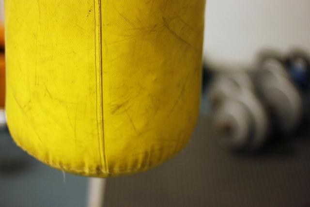 Nyrkkeilysäkki