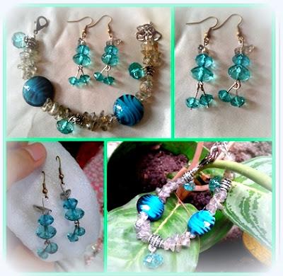 Sofisticada Handmade Jewelry Set