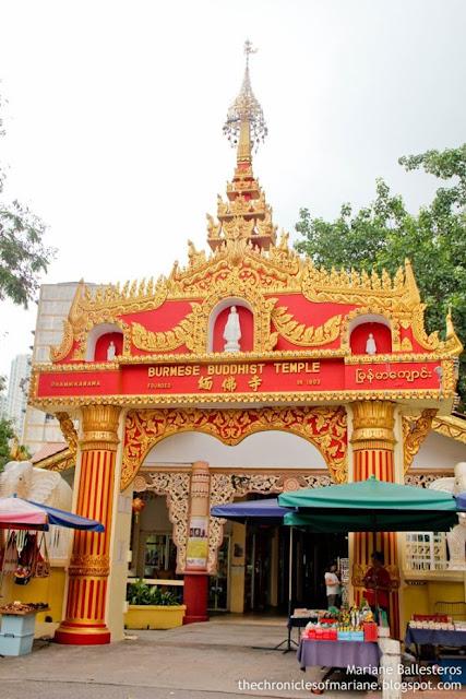 Dhammikarama Temple
