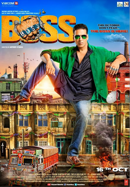 Boss (2013) Bollywood Movie Watch Online