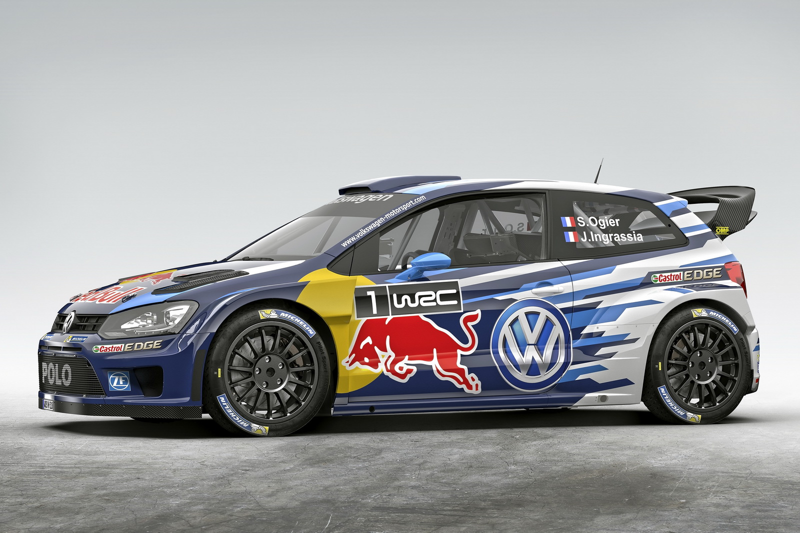 vw reveals second generation polo r wrc. Black Bedroom Furniture Sets. Home Design Ideas