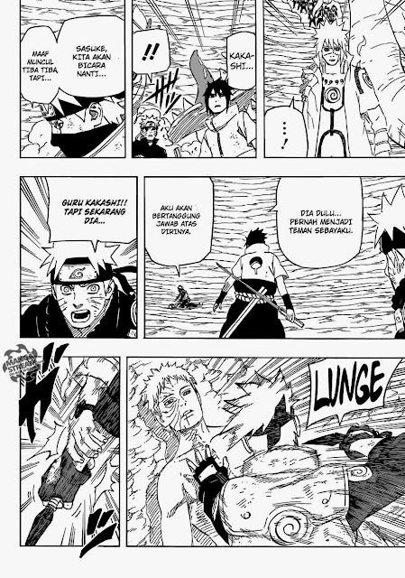"Naruto Chapter 655 Bahasa Indonesia - ""Kebiasaan"" - Samehadaku ..."