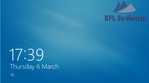 SCCM 2012 - Customising Windows Lock Screen 4