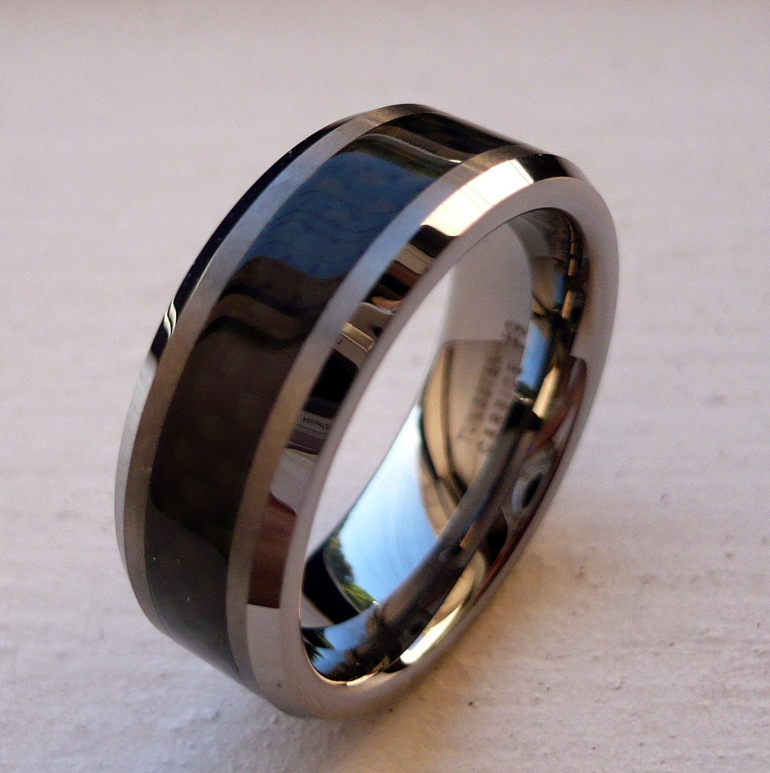 black tungsten wedding bands pick inspiration and ideas here pickyeaters. Black Bedroom Furniture Sets. Home Design Ideas