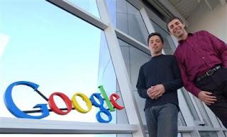 Larry Page y Sergey Brin, jovenes millonarios