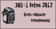 Fotoutmaning 365+1 2012