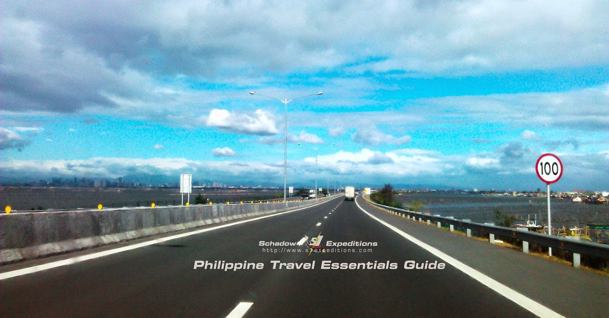 Cavitex - Travel Essentials Guide Philippines - Schadow1 Expeditions