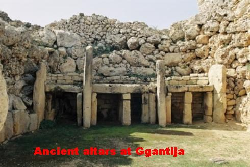 Ġgantija ~Temple Built By Giants Found In Gozo? Ggantija+Temples+malta