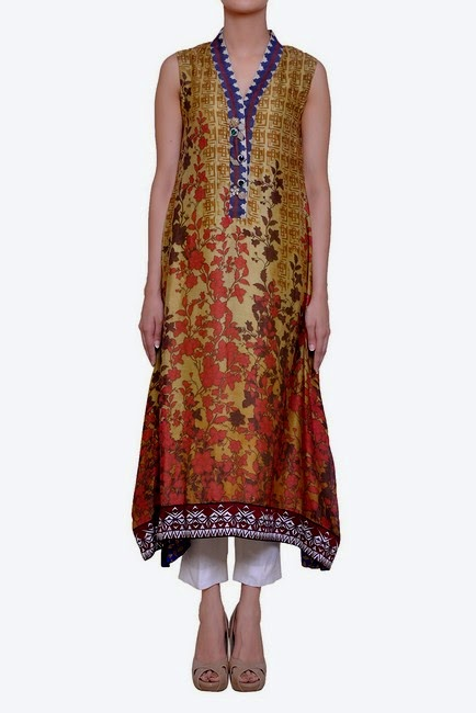 Sania Maskatiya Pret Collection 2014-2015