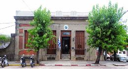 Edificio Inspección Departamental