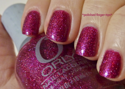 Miss Conduct by Orly - Indirect Natural Light