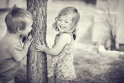 +La niñez, algo tierno, dulce, delicado..
