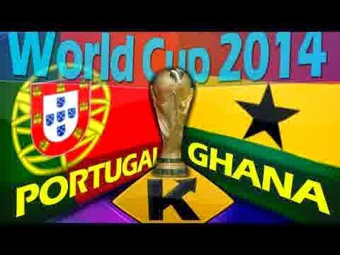 Perkiraan Hasil Akhir Pertandingan Terakhir Fase Penyisihan Group G Portugal Vs Ghana