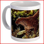 Leopard Art Products