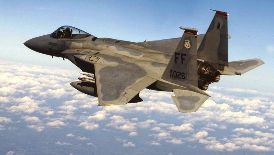 ΜΟΣΧΑ: «ΕΑΝ ΤΟ ΚΡΙΝΟΥΜΕ ΑΠΑΡΑΙΤΗΤΟ ΘΑ ΑΝΑΠΤΥΞΟΥΜΕ ΠΥΡΗΝΙΚΑ ΟΠΛΑ ΣΤΗΝ ΚΡΙΜΑΙΑ» Παίζουν με τη φωτιά οι ΗΠΑ: «Κατεβάζουν» F-15C στην Βουλγαρία - Θα επιχειρούν στη Μαύρη Θάλασσα απέναντι στα ρωσικά Su-27 από την Κριμαία!