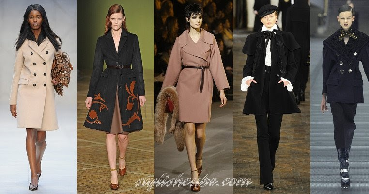 fall winter 2013 fashion coats trends for women fall