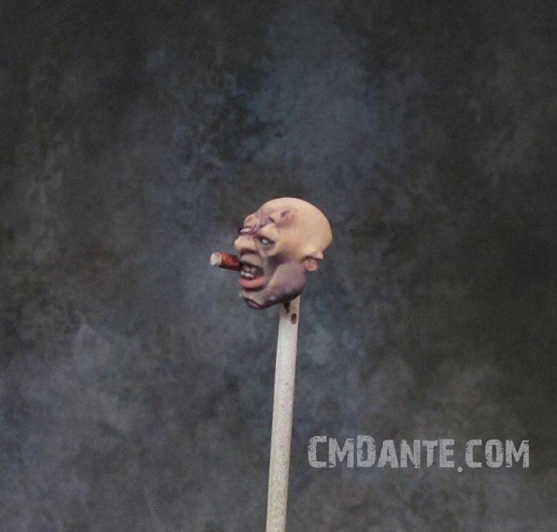 GW Ogryn Head WIP 2 - CMDante.com