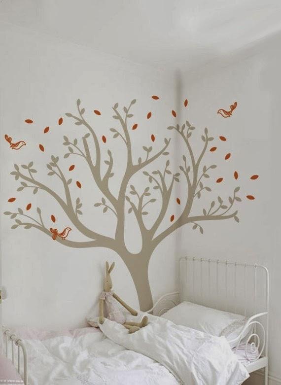 Happy candelita dibujos en las paredes for Dibujos para decorar paredes