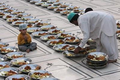 Bulan Ramadhan 2011 di Bulan Ramadhan