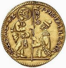 Монеты и банкноты мира.: появилось подражание золотому цехину..