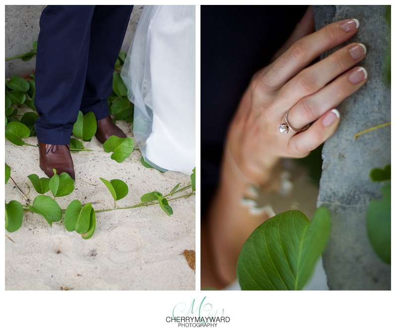 Koh Samui wedding photos, Grooms shoes, brides engagement ring, beautiful details, wedding on Koh Samui, Thailand, Beach Republic