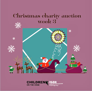 Week 3 Advent Charity Auction