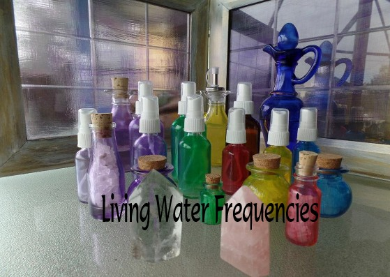 Living Water Frequencies