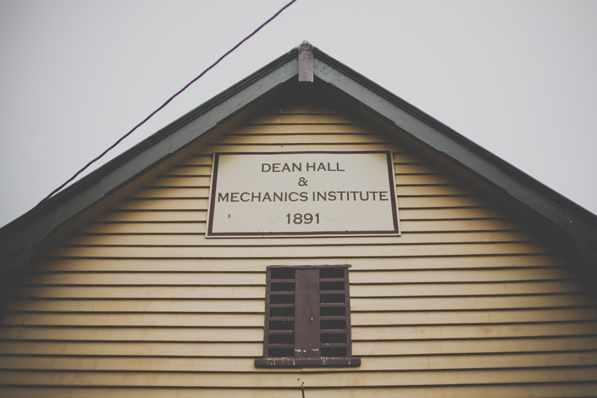 dean hall and mechanics institute