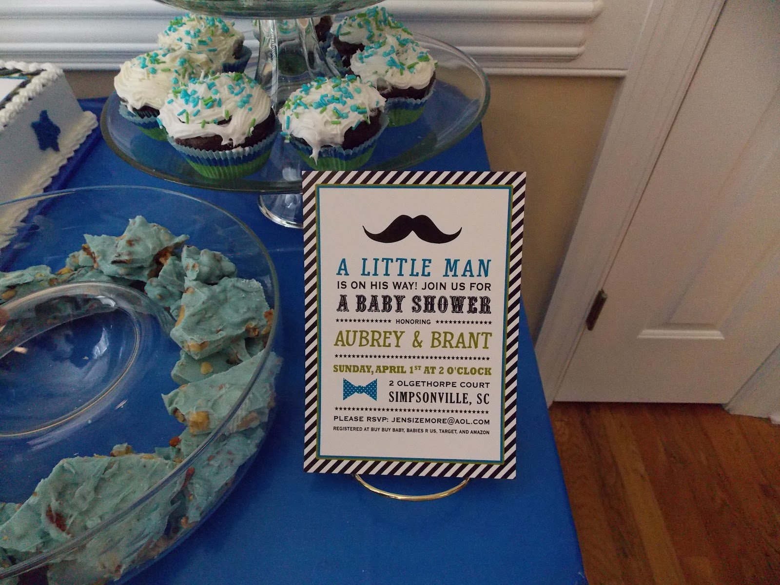 Little Man Baby Shower Little Man Baby Shower Ideas