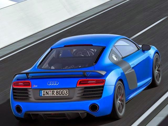 Generasi Terbaru Audi R8