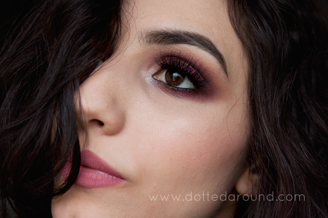 nabla daphne 2 makeup look idea