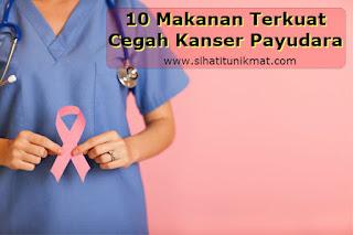 ubat kanser payudara