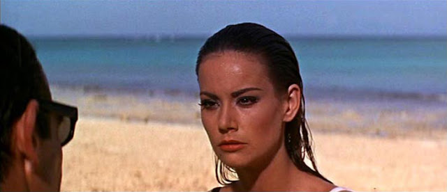Claudine Auger Thunderball4