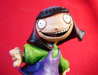 orme magiche bambino dei moschini statuette sculture action figure personalizzate fatta a mano artibal celesta modellini da colorare fumetti maquette