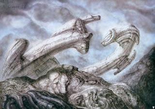 Prometheus Giger