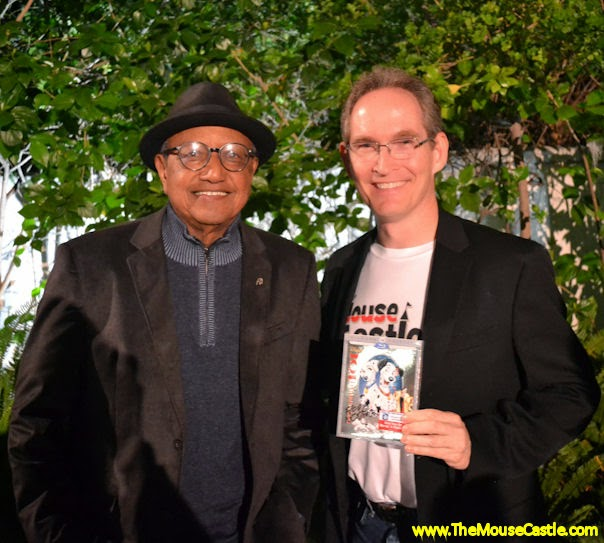 Floyd Norman and Tim Callaway