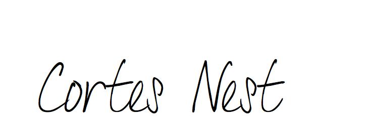 Cortes Nest