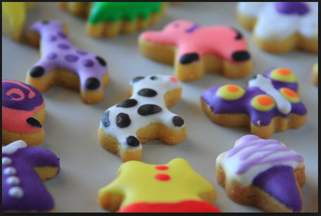Cookies Beku Polkadot Yang Nikmat