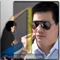 Richard Yap Height - How Tall