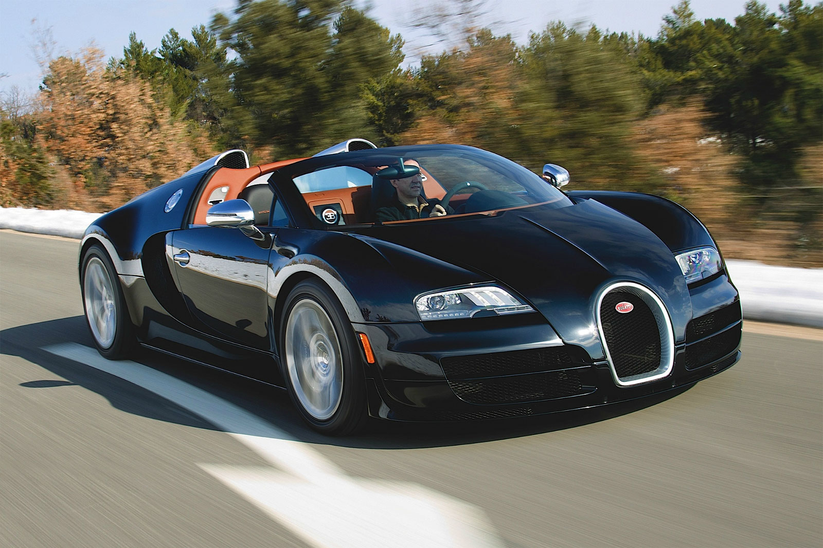 Bugatti Veyron wallpapers and high resolution pictures