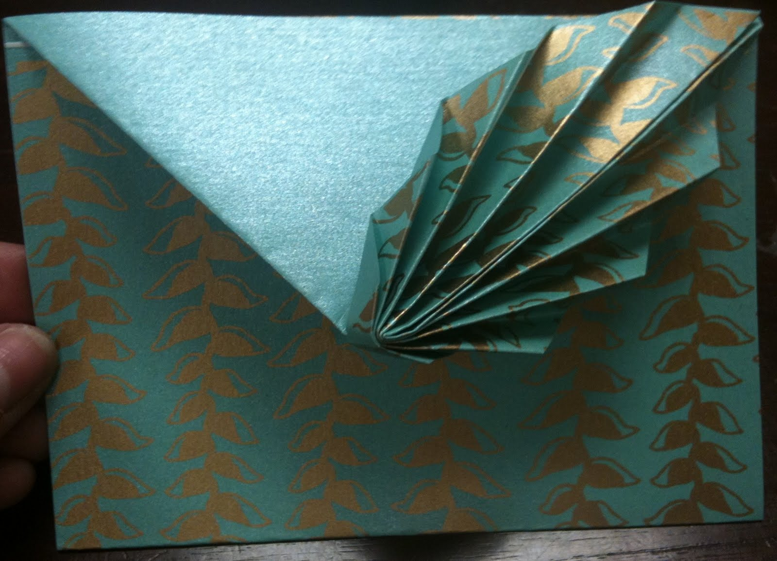 paper folding techniques Food 28 creative napkin-folding techniques if you frequently host dinner parties, you should have a couple cool napkin folds in your arsenal.