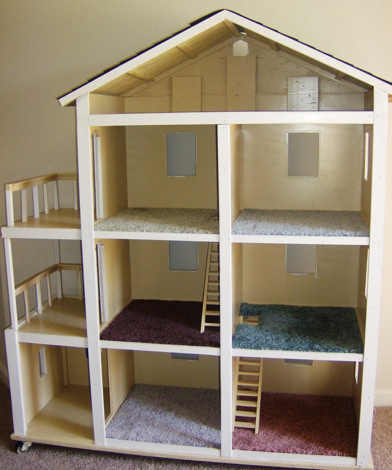 Barbie Doll HOUSE Build