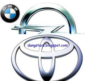 10 Desain Logo Mobil Terbaik