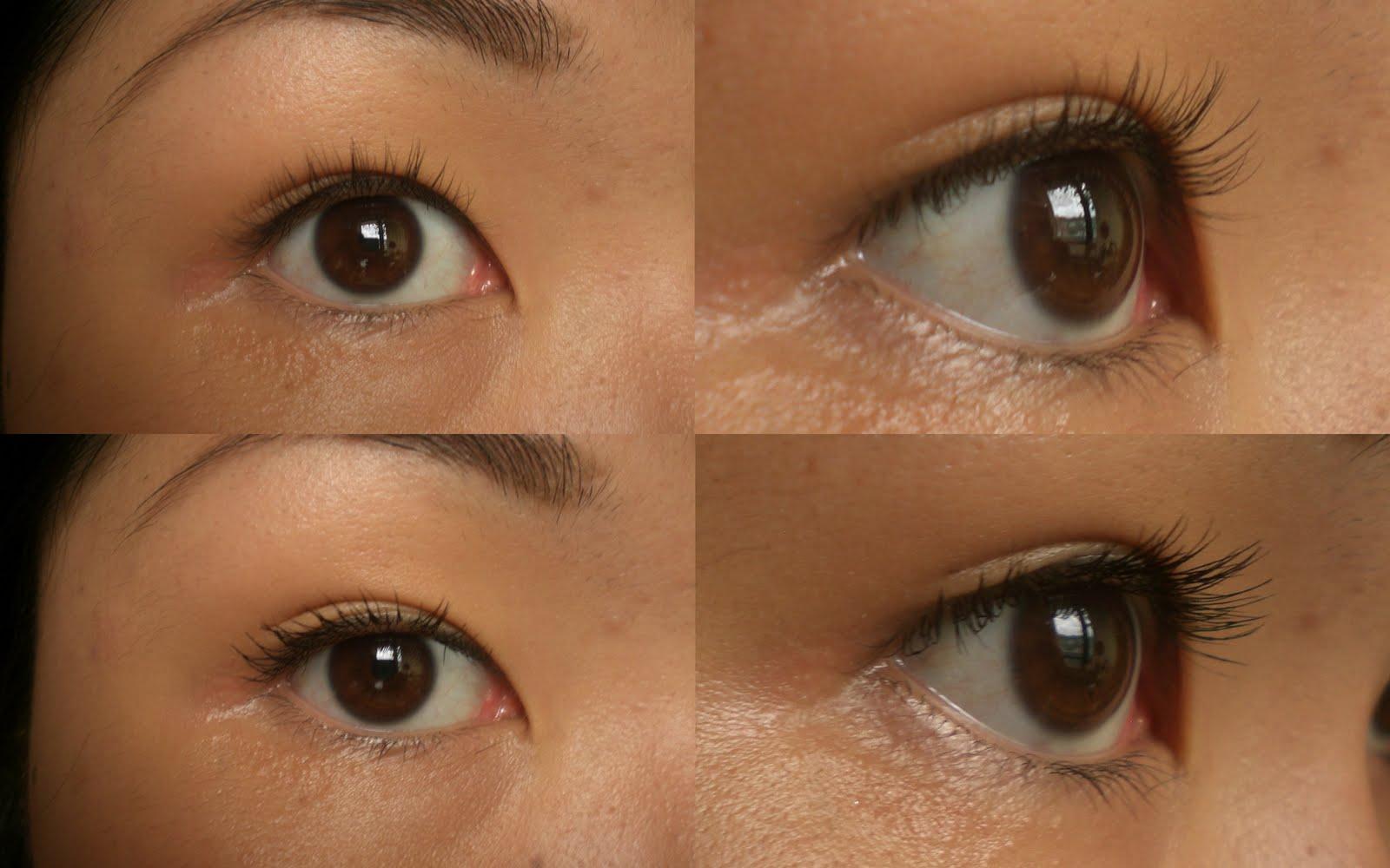 Double row eyelashes mutation