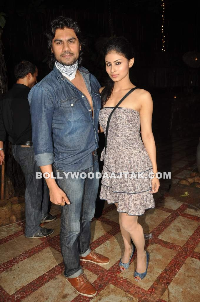 , Hot Young Model At Sunil Bohra's Party