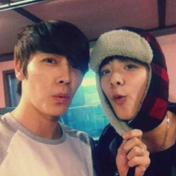 Donghae & Amber