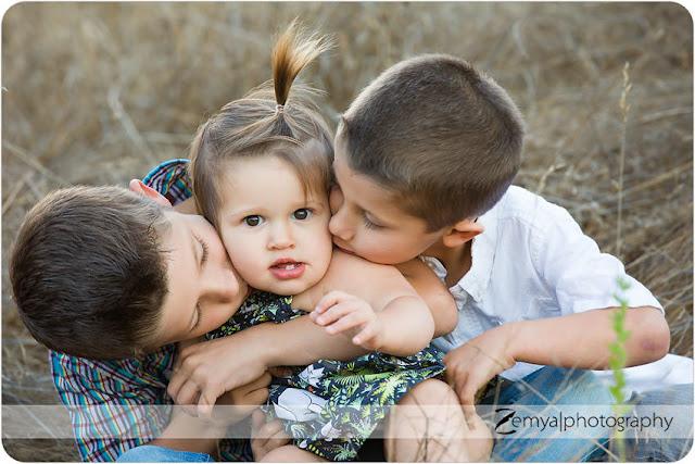 San Carlos Child Photographer: A little surprise preview photo: 0
