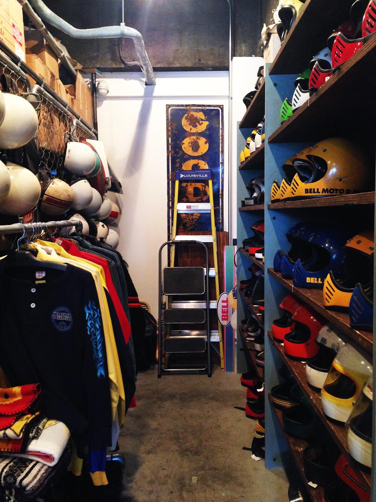 Octane clothing store